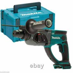 Makita DHR202 18v LXT Cordless SDS+ Hammer Drill Body +1x18V 3.0Ah battery