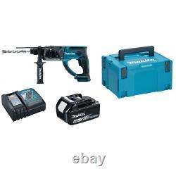 Makita DHR202RT1J 18v Cordless SDS Hammer Drill 1 x 5.0Ah Battery & Charger Case