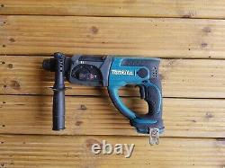 Makita DHR202Z 18 SDS Plus LXT Hammer Drill Bare Unit 3 Settings onetouch chuck