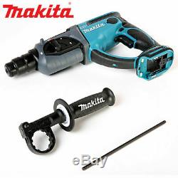 Makita DHR202Z 18V SDS Plus LXT Hammer Drill With Free Tape Measures 5M/16ft