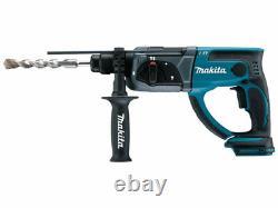 Makita DHR202Z 18v Cordless SDS Plus LXT Hammer Drill