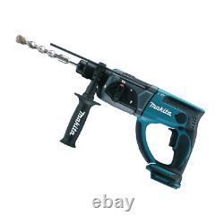 Makita DHR202Z 18v LXT SDS+ Rotary Hammer Drill (Body Only)