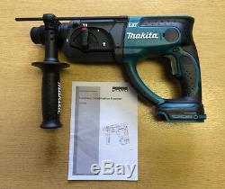 Makita DHR202Z 18v Li-ion SDS Plus Rotary Hammer Drill Naked Body Only