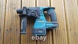 Makita DHR242 18V SDS Plus LXT Hammer Drill Bare Unit 3 Settings Body Only