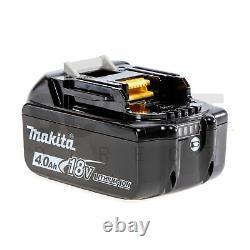 Makita DHR242RMJ 18V Li-ion Cordless Brushless SDS Plus Rotary Hammer Drill Kit