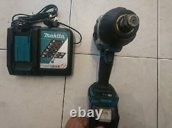 Makita Dtw1001 18v Li-ion lxt Brushless 3/4 heavy Duty impact Wrench Set
