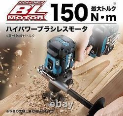 Makita HP001GZ 40v Max XGT Brushless Combi Drill