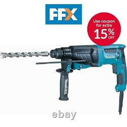 Makita HR2630 110V Rotary Hammer SDS Plus 26mm