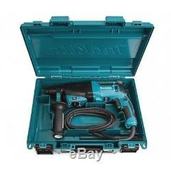 Makita HR2630 240v SDS + 3 Mode Rotary Hammer Drill Heavy Duty Includes Case