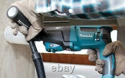 Makita HR2631F 240v SDS Plus Corded Rotary Hammer Drill 26mm AVT Low Vibration