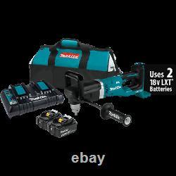 Makita XAD03PT 36V Cordless Right Angle Drill Kit