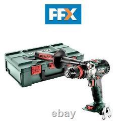 Metabo SB 18 LTX BL Q I SB 18 LTX BL Q I Brushless Combi Drill Bare Unit metaBOX
