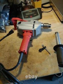 Milwaukee 1/2 Drill 1660-1 Heavy Duty 450 RPM