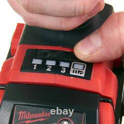 Milwaukee 18V FUEL M18FPD2-0 Percussion Drill & M18FID2-0 Impact Driver Body