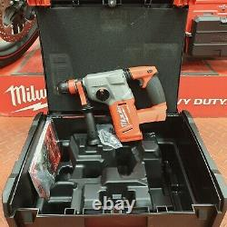 Milwaukee Fuel M18CHX-0 18v Li-ion Cordless Brushless SDS Drill (Bare Unit)