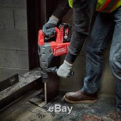 Milwaukee Heavy Duty 18V M18 FUEL SDS MAX 40mm Rotary Hammer Drill-Skin Only