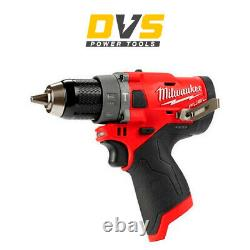 Milwaukee M12FPD-0 12V M12 FUEL Hammer Drill Driver Body Only