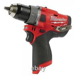 Milwaukee M12FPD-0 12v Fuel Combi Hammer Drill Fuel Cordless Body Only