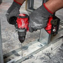 Milwaukee M18 18V Impact Driver & Combi Drill Packout Set M18FPD2 & M18FID2