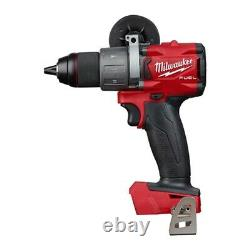 Milwaukee M18FPD2-501X 18V 135Nm GEN3 Brushless Fuel Combi Drill, 5.0Ah Battery