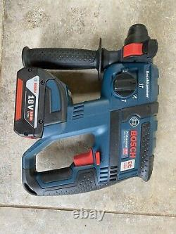 New Bosch SDS Multidrill -GBH18 Heavy Duty. One Battery No Charger And No Case