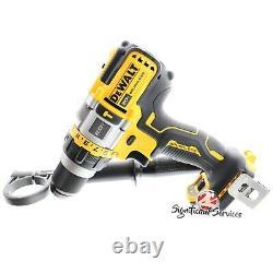 New Dewalt DCD999B 20V Max XR 1/2 Flexvolt Advantage Brushless Hammer Drill