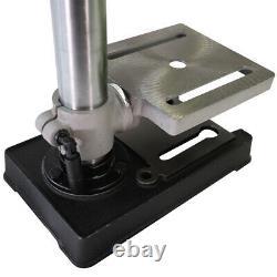 New Heavy Duty 300W 13mm Rotary Pillar Drill 5 Speed Press Drilling Bench Press