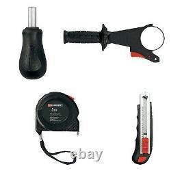 Parkside 20V Performance Cordless Hammer Drill 60 Pcs Set + 2 Battery & Charger