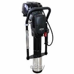 Petrol Earth Auger & Post Driver SET Hole Fence Knocker Drill Jack Hammer Borer