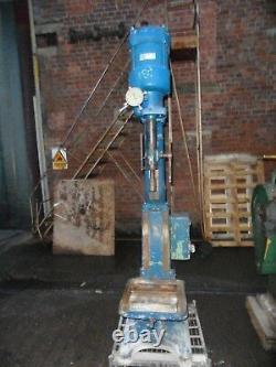 Pillar Drill. Fk Pollard Heavy Duty Pillar Drill