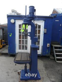 Pillar Drill. Pollard Corona 130ay Pillar Drill. Heavy Duty Pillar Drill