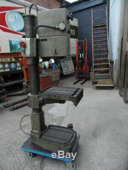 Pillar Drill. Startrite Efi Drill. Heavy Duty Pillar Drill