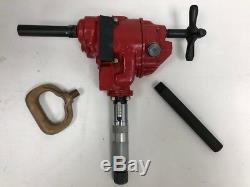 Pneumatic Drill Motor MP-1915R-750 Heavy Duty Boring Unit