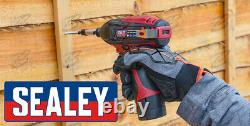 SEALEY 12V Cordless 3/8 Drive Impact Wrench Ratchet Wrench Impact Driver Drill