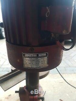 Sealey pillar drill 240v heavy duty industrial
