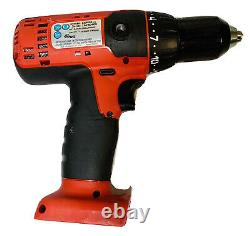 Snap on Cordless CDR8815 18V 1/2 Monster Lithium-Ion Drill/Driver Tool Only