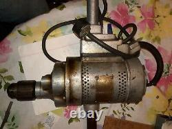 Van Dorn Super Heavy Duty 1/2 Electric Drill