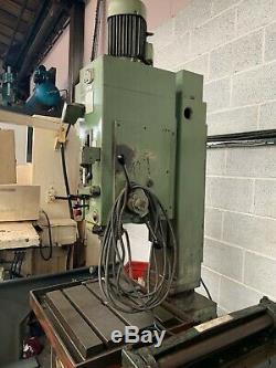 Wmw Heavy duty single spindle drill/ Pillar Drill